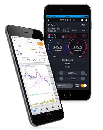 DMM株米国株アプリ