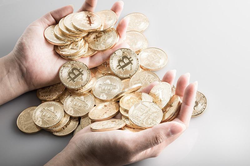 仮想通貨ガチホ