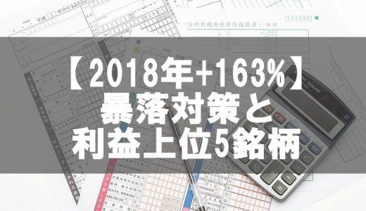 年間投資パフォ+163%。利益額上位5銘柄の解説