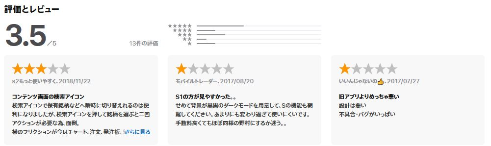 ライブスターiphoneアプリ