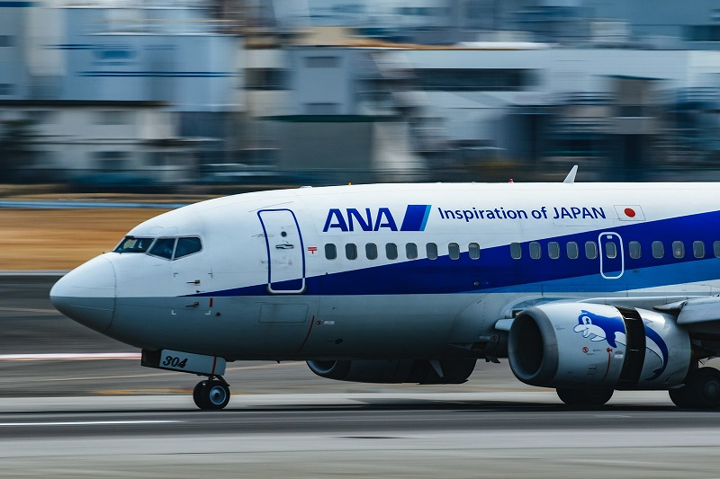 ANA・JAL飛行機株主優待