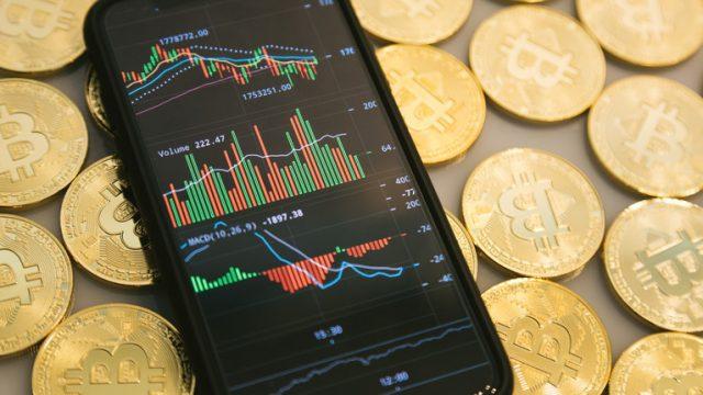 仮想通貨・ビットコイン初心者におすすめのアプリ