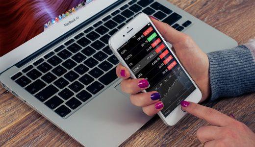 米国株リアルタイム株価・チャートアプリ
