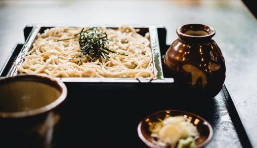蕎麦(そば)は糖質制限時の主食に最適!おすすめしたい3つの効果